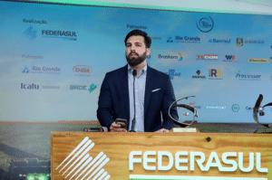 Lucas Alban Premio Federasul