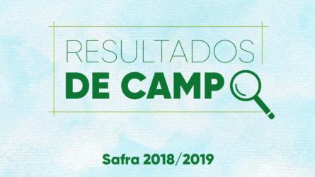 Caderno de Resultado de Campo ILSA Brasil 2018/2019